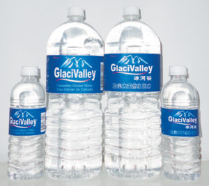 GlaciValley® Glacier Water